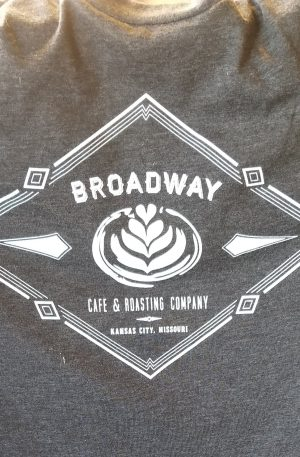Broadway Latte Art T-Shirt
