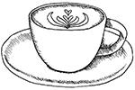 latte-bw