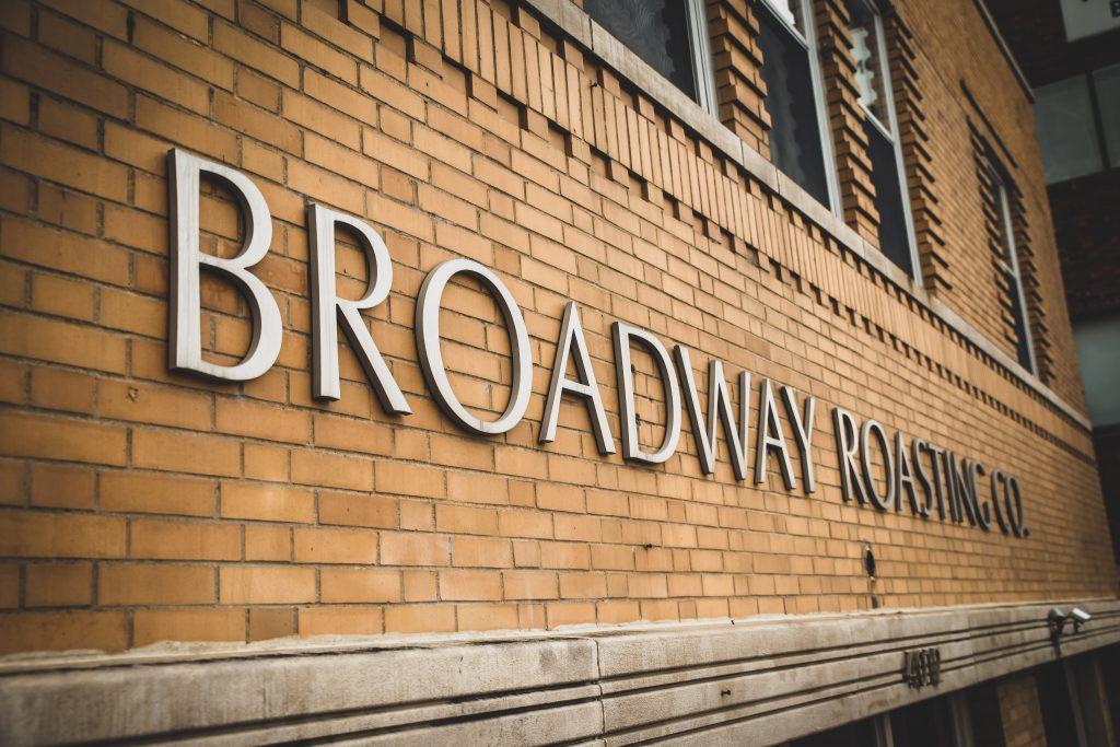 BroadwayRoastingSign