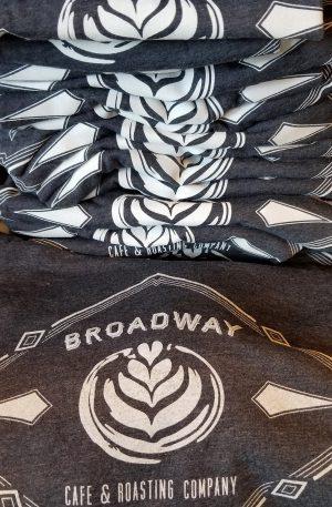 Broadway Latte Art T-Shirt